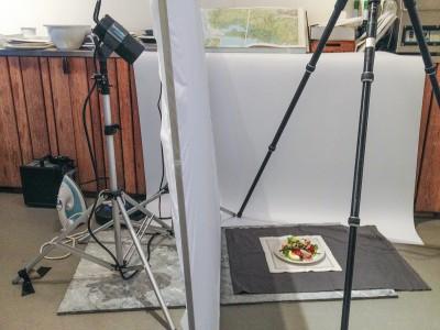 foto setup food fotografie Bert Bulder